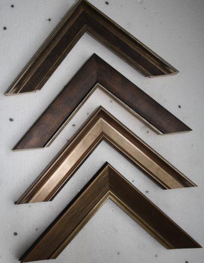 cadre modernes métal